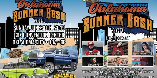 Oklahoma Summer Bash