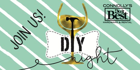 DIY Night tickets