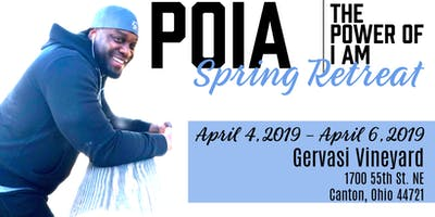 Power of I Am Spring Retreat (Third Payment)