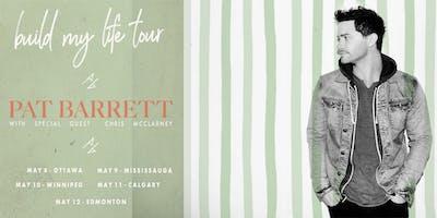 05/10 - Winnipeg - Pat Barrett