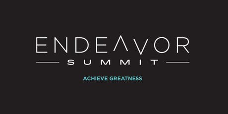 Endeavor Summit 2019 tickets
