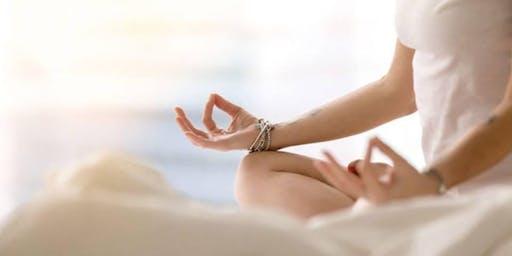 Meditiamo insieme-sessione mattutina