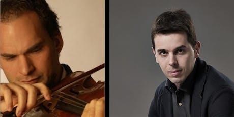 Jethro Marks and Mauro Bertoli: Viola and Piano tickets