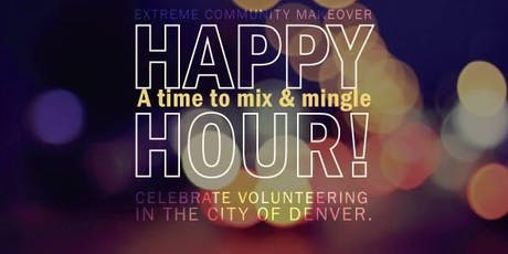Volunteer Happy Hour  tickets
