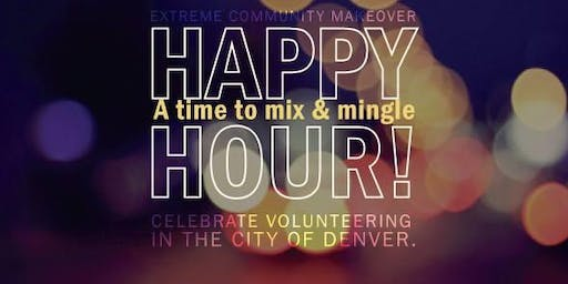 Volunteer Happy Hour