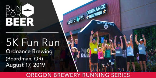 Ordnance Brewing 5k Fun Run