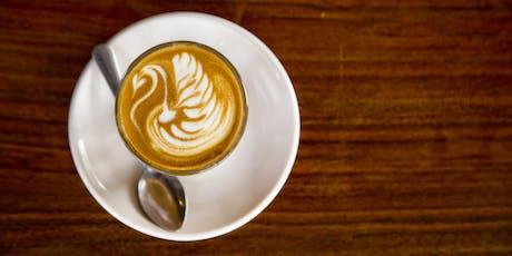 Sip & Pour: Latte Art Basics tickets