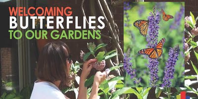 Welcoming Butterflies to our Gardens