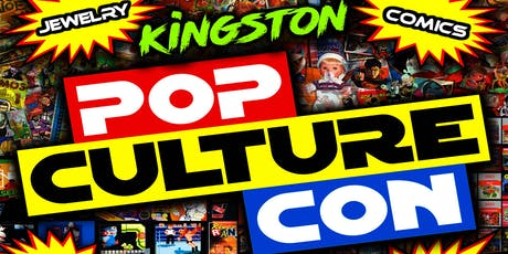 Kingston ComiCon  October 6 ~ FREE ADMISSION ~  Comic Con tickets