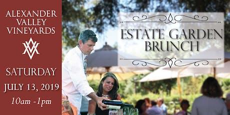 Summer Estate Garden Brunch 2019 tickets