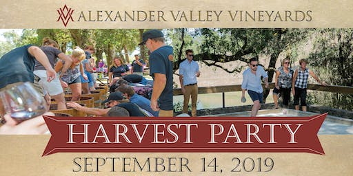 Harvest Party 2019