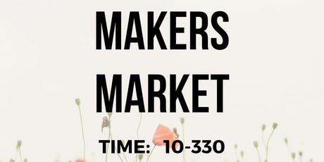 Fort Langley Makers Market tickets