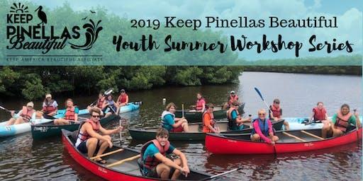 2019 Youth Environmental Leadership Workshop at Weedon Island