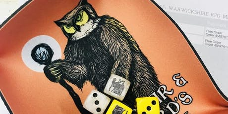 THE OWLBEAR AND THE WIZARD'S STAFF II: WARWICKSHIRE RPG MINI-CON tickets