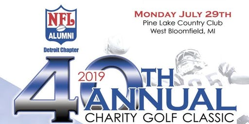 NFL Alumni 40th Annual Charity Golf Classic