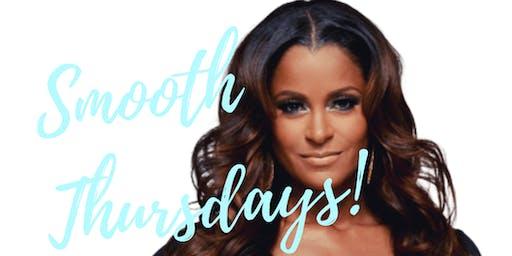 Smooth Thursdays With Claudia Jordan