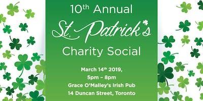 10th Annual St. Patrick\