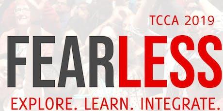 TCCA 2019 tickets