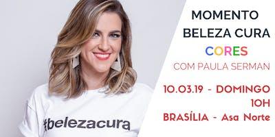 MOMENTO BELEZA CURA CORES - Brasília