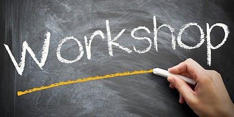 Business Tax Workshop (Southern Regional Office)  tickets