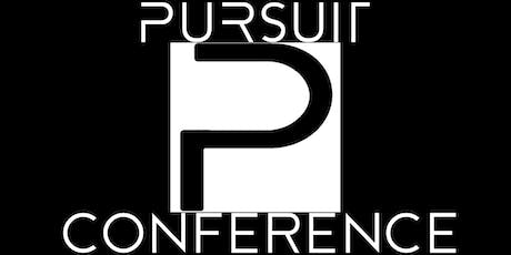 Pursuit Conference 2019 tickets