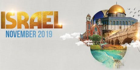 Candy Coated Travels to ISRAEL 2019 billets