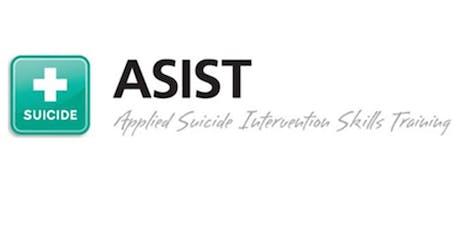 ASIST (Applied Suicide Intervention Skills Training) tickets