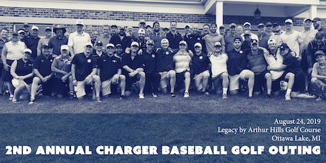 2nd Annual Charger Baseball Golf Outing tickets
