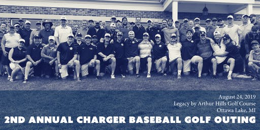 2nd Annual Charger Baseball Golf Outing