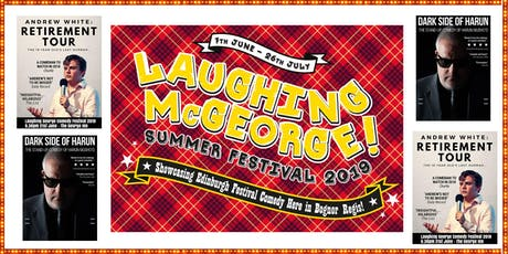 Laughing McGeorge Comedy Festival - Harun Musho'd & Andrew White tickets