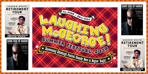 Laughing McGeorge Comedy Festival - Harun Musho'd & Andrew White