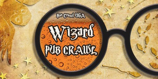 2nd Annual Wizard Pub Crawl - Knoxville