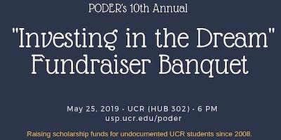 "PODER's ""Investing in the Dream"" Fundraiser Banquet (2019)"