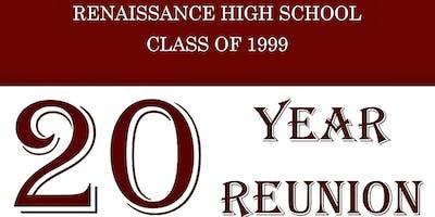 Renaissance High School : Class of 99 - 20 Year Reunion
