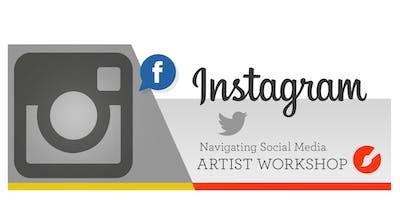 Instagram & Social Media for Artists (Adult & Teen)