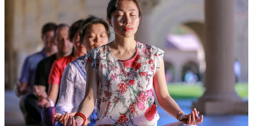Weekly Free Walking Meditation  Introductory Class