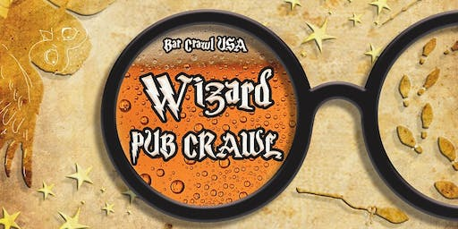 2nd Annual Wizard Pub Crawl - Lexington, KY