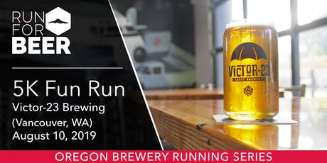Victor-23 Brewing 5k Fun Run tickets