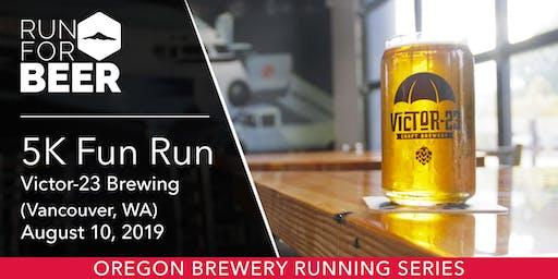 Victor-23 Brewing 5k Fun Run