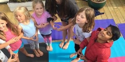 Mindfulness & Yoga for Children