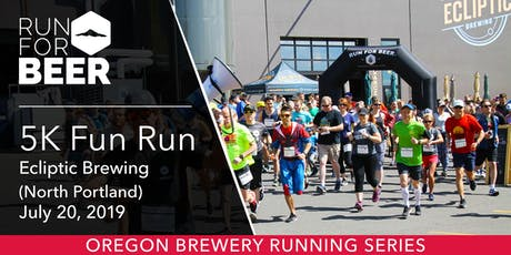 Ecliptic Brewing 5K Fun Run tickets
