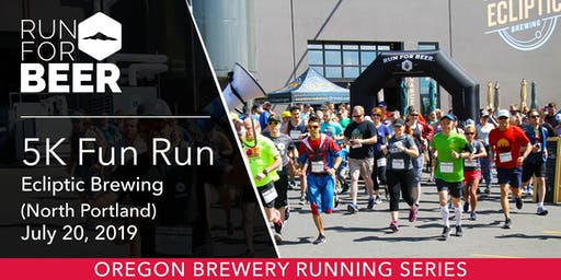 Ecliptic Brewing 5K Fun Run