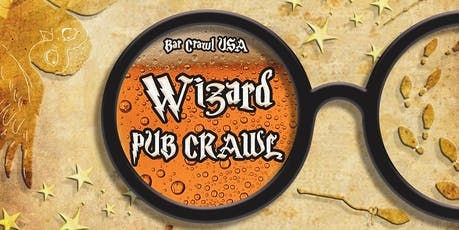 2nd Annual Wizard Pub Crawl - Columbus tickets