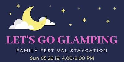 Let's Go Glamping Family Festival