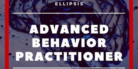 4 - Day Advanced Behavior Practitioner - London, England tickets