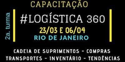 2o Workshop Logistica 360o -  Uma experiência inovadora de aprendizagem - 23/03 e 06/04