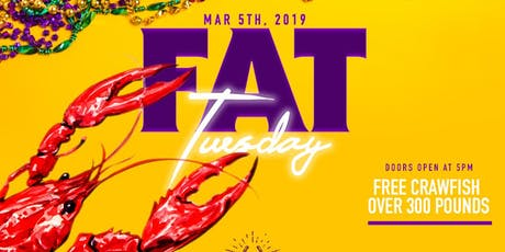 PHAT TUESDAY Free Crawfish at Republic Ranch  tickets