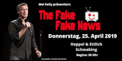 The Fake Fake News - 25. April 2019 - der internat