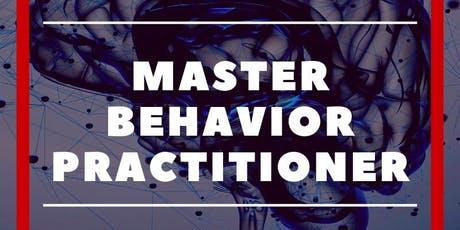 Master Behavior Practitioner Course - Virginia Beach, Virginia tickets