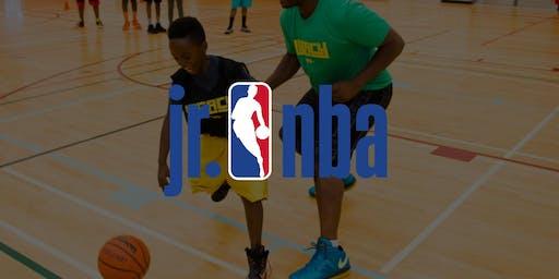 Jr. NBA – Legacy Titans  Grades 5 – 7 (Boys & Girls)